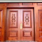 Giá sơn lại cửa gỗ cũ như mới giá bao nhiêu tại hà nội Tphcm Sài Gòn Giá rẻ
