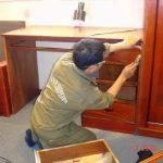 Thi công sơn pu trọn gói giá rẻ tại hà nội cũ đẹp như mới