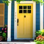 Các Mẫu màu sơn cửa gỗ đẹp, Nên chọn Sơn cửa sổ màu gì hợp phong thủy xu hướng 2020