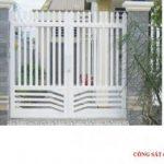 Dịch vụ sơn cửa Sắt, Cổng, Hàng rào sắt tại hà nội Tphcm SÀi Gòn giá rẻ nhất
