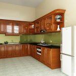 Giá sơn pu tủ bếp giá bao nhiêu tiền 1m2 và tháo lắp đặt tại hà nội tphcm hoàn thiện trọn gói